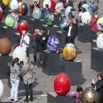 200 oeufs Fabergé à Londres