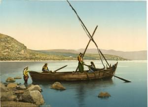 BarquesTiberiade