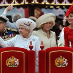 TOPSHOTS-BRITAIN-ROYALS-JUBILEE-PAGEANT